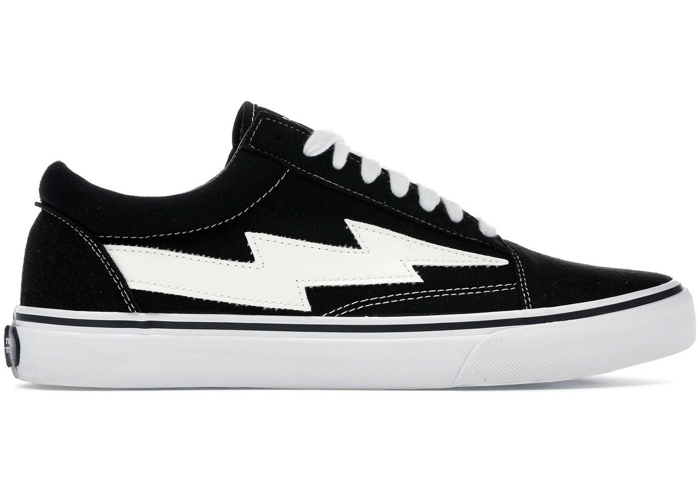 ccad60b86cd8 Revenge X Storm Low Top Black - RS588977-001
