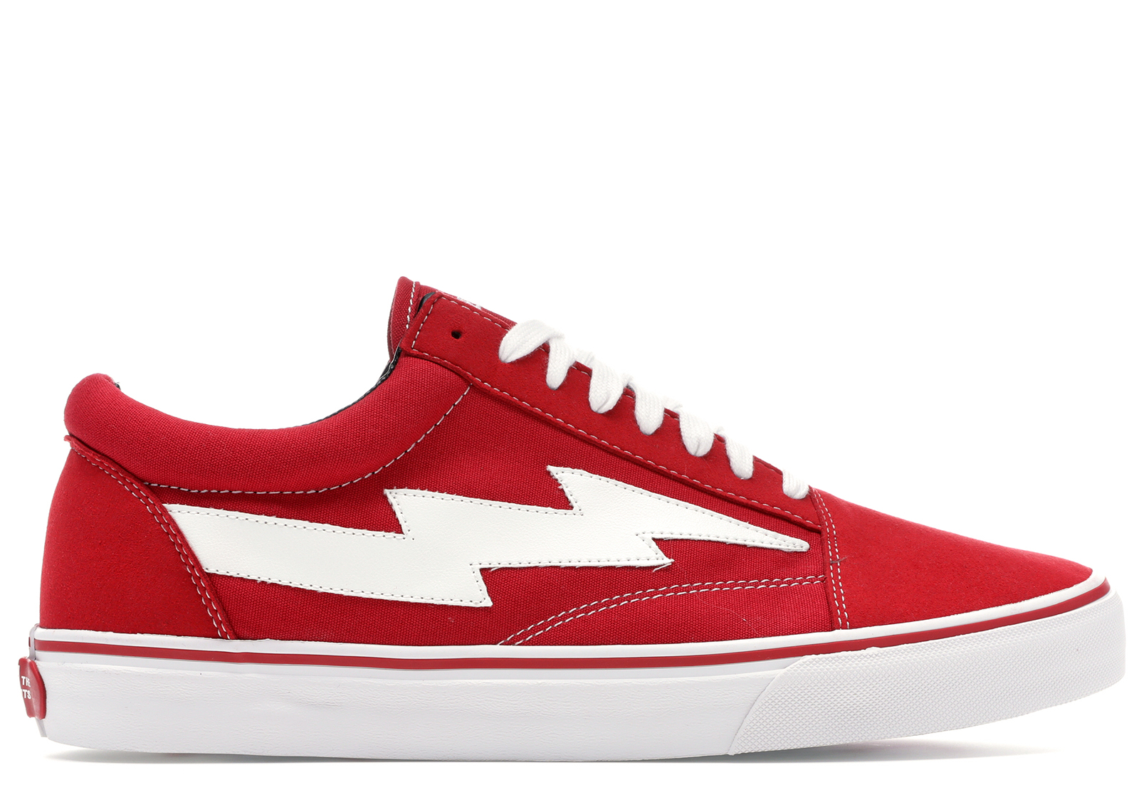 Revenge X Storm Low Top Red REVS 003 RED