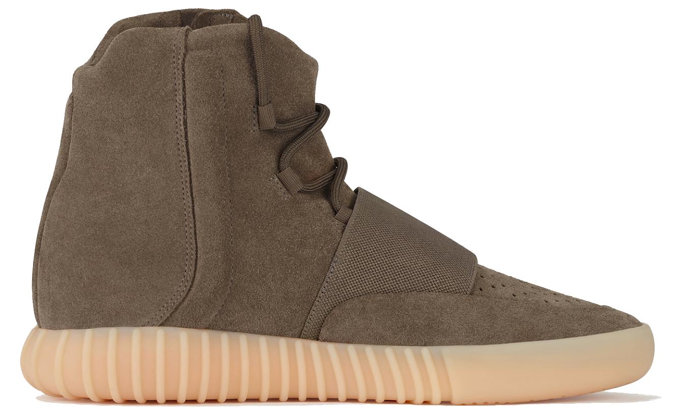 Sneaker Madness adidas Yeezy Boost 750 Light Brown Gum (Chocolate)