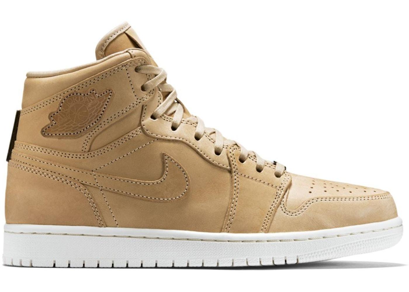 007da3d79e12 Sneaker Madness Jordan 1 Retro Pinnacle Vachetta Tan - 705075-201