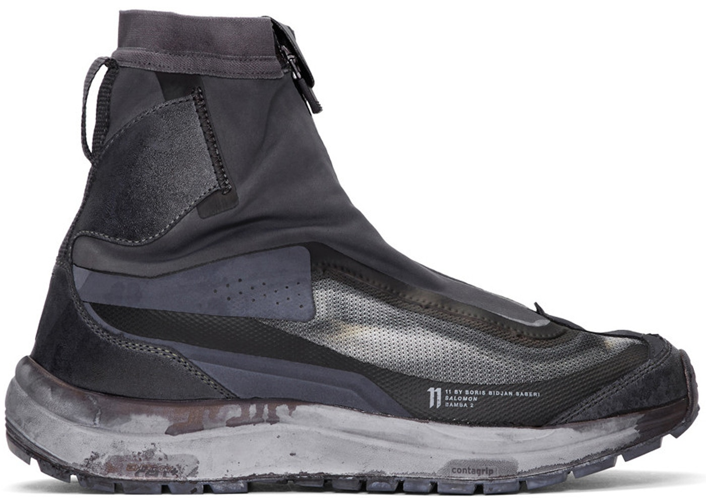 11 by Boris Bidjan Saberi x Salomon Edition Bamba 2 Low
