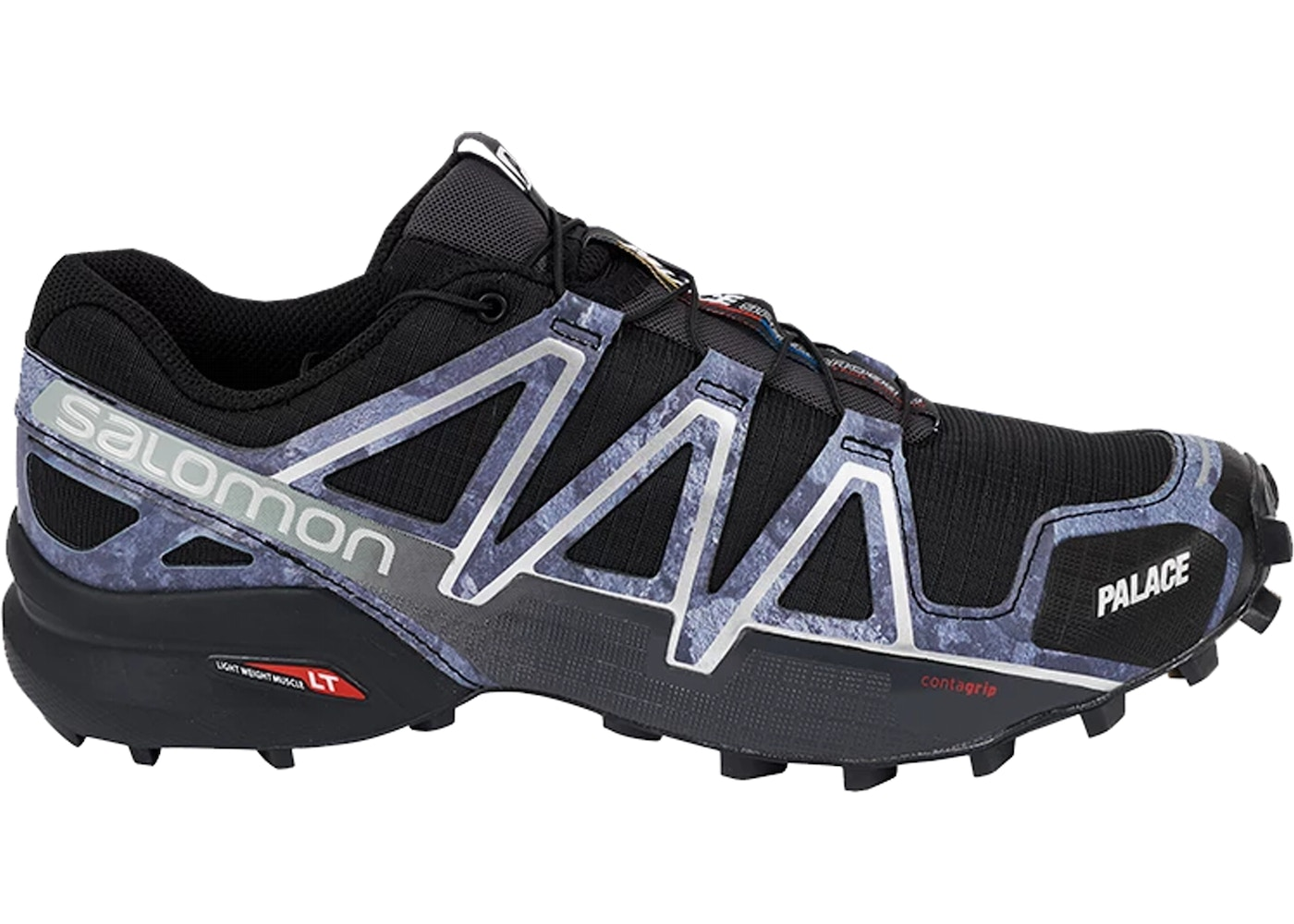 Salomon Speedcross 4 Palace Black