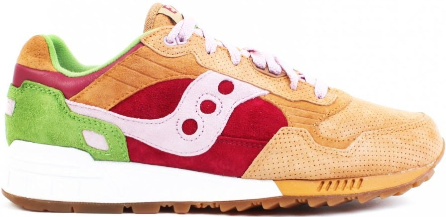 "Saucony Shadow 5000 END ""Burger"""