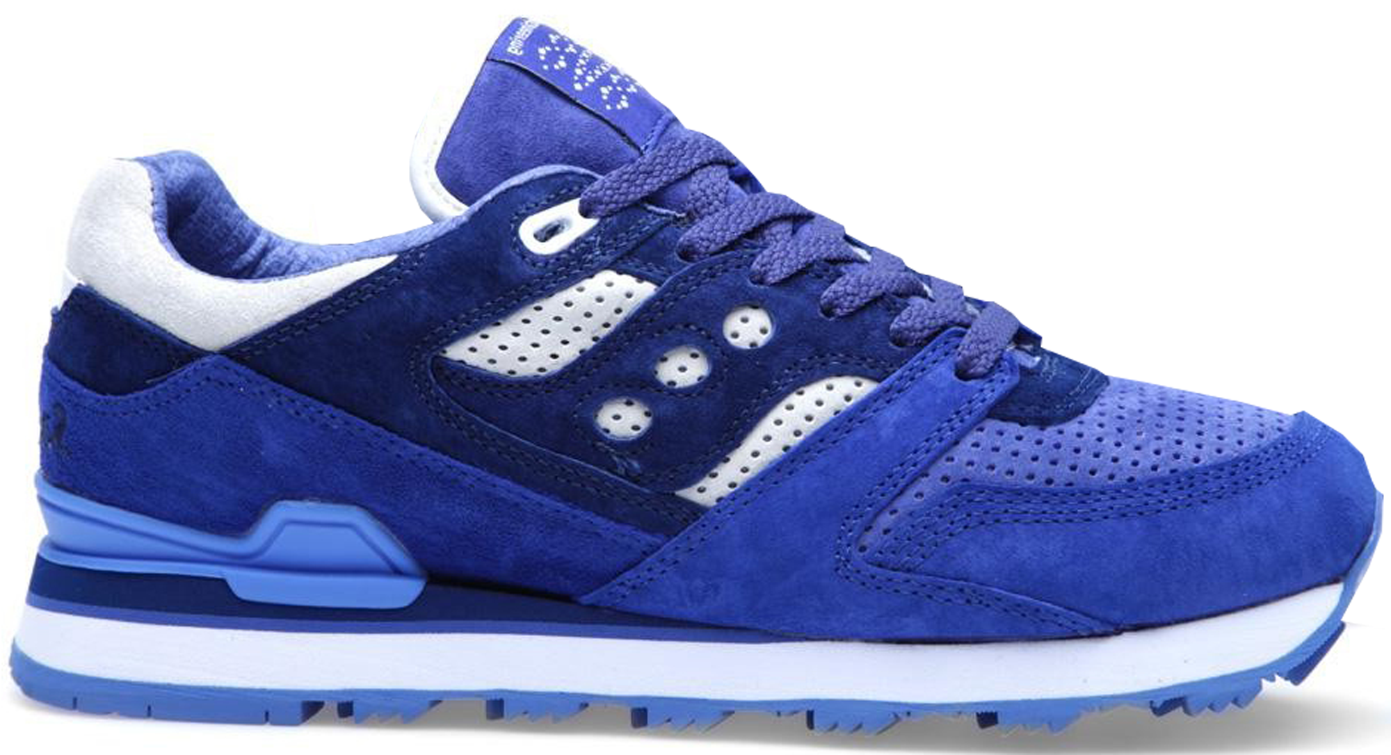 Saucony Courageous White Mountaineering Navy