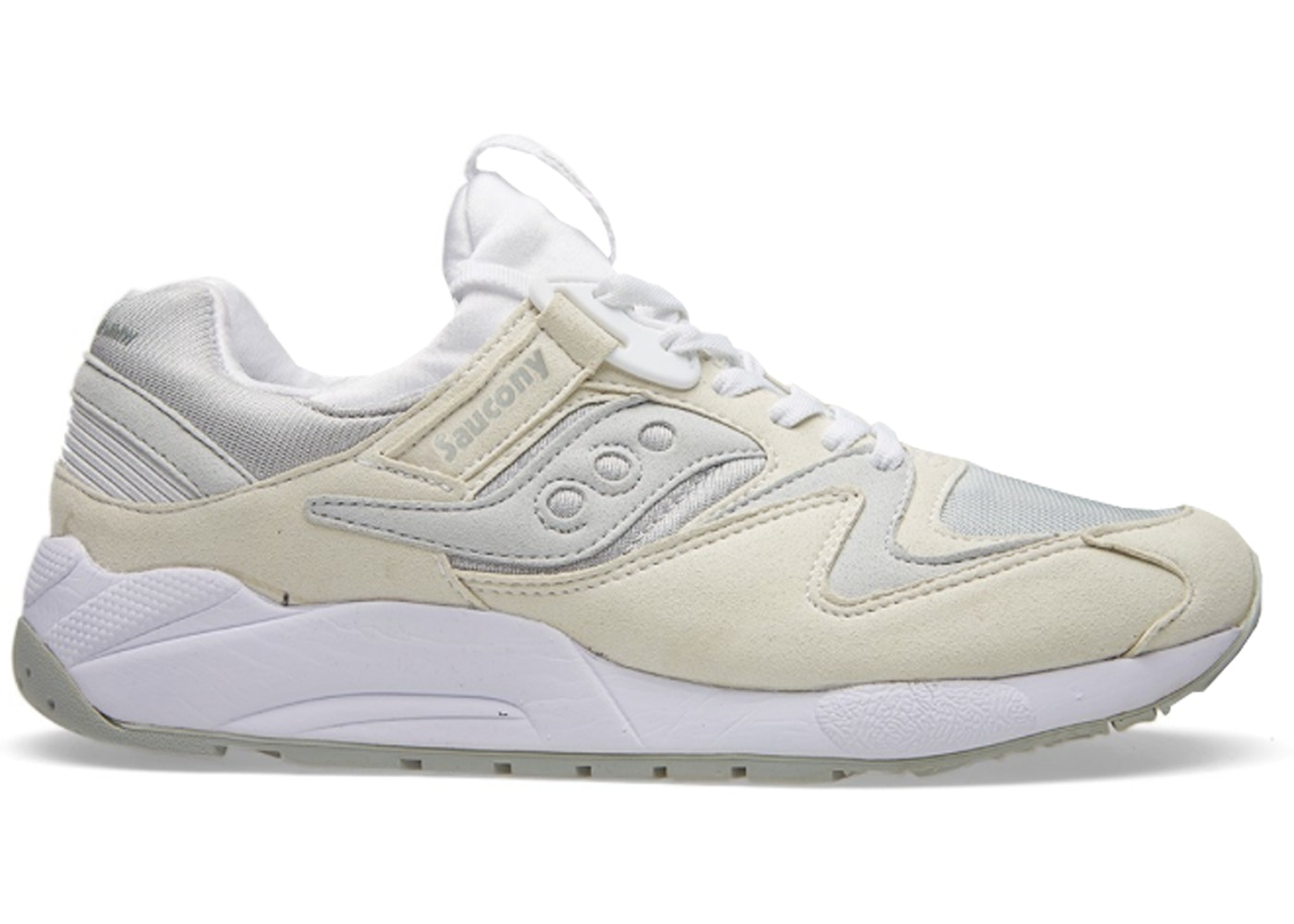 6231cea10ae8 Sell. or Ask. Size --. View All Bids. Saucony Grid 9000 White  Mountaineering White