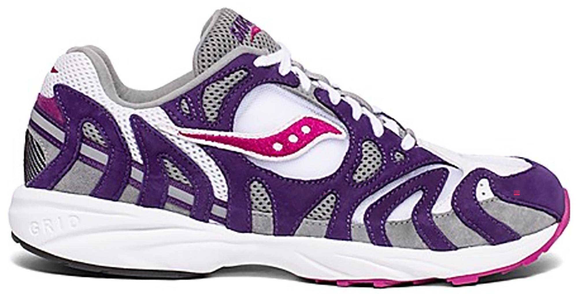 Saucony Grid Azura 2000 Purple - S70491-2