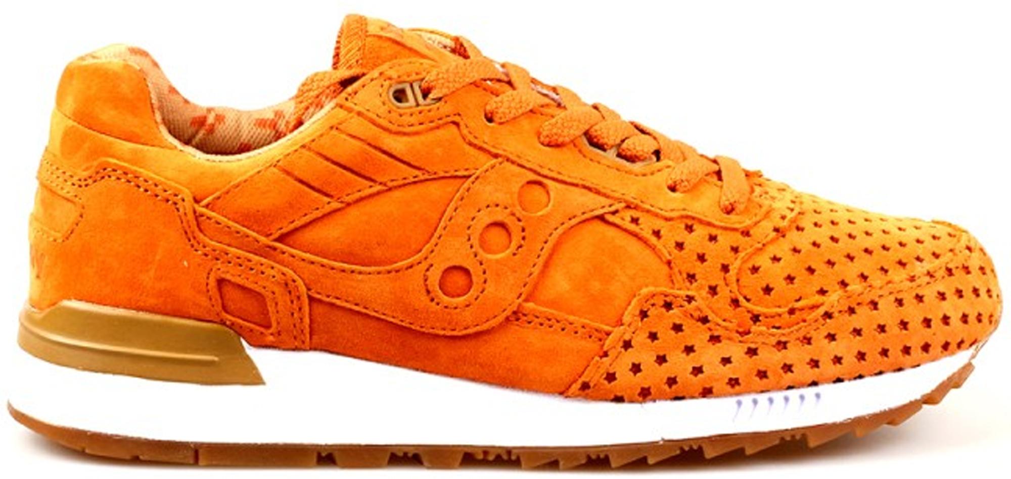 saucony orange