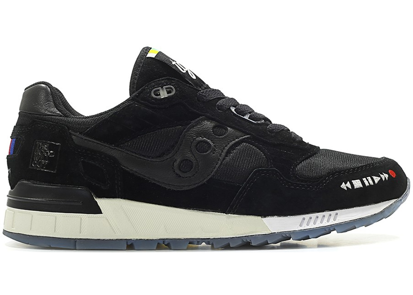 on sale 454bc c82d9 Saucony Shadow 5000 The Good Will Out VHS