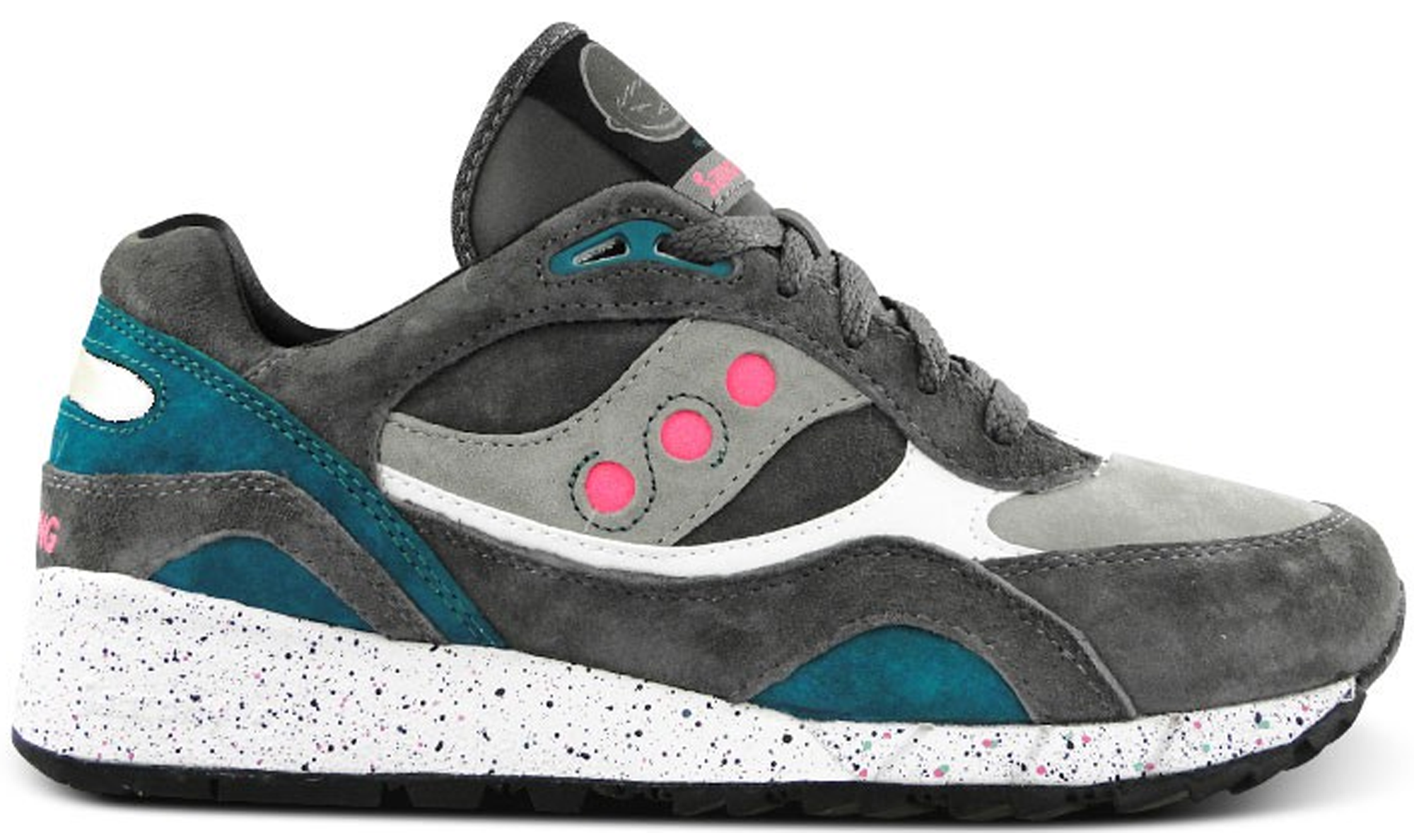 Saucony Shadow 6000 Offspring Running Since 96 Grey