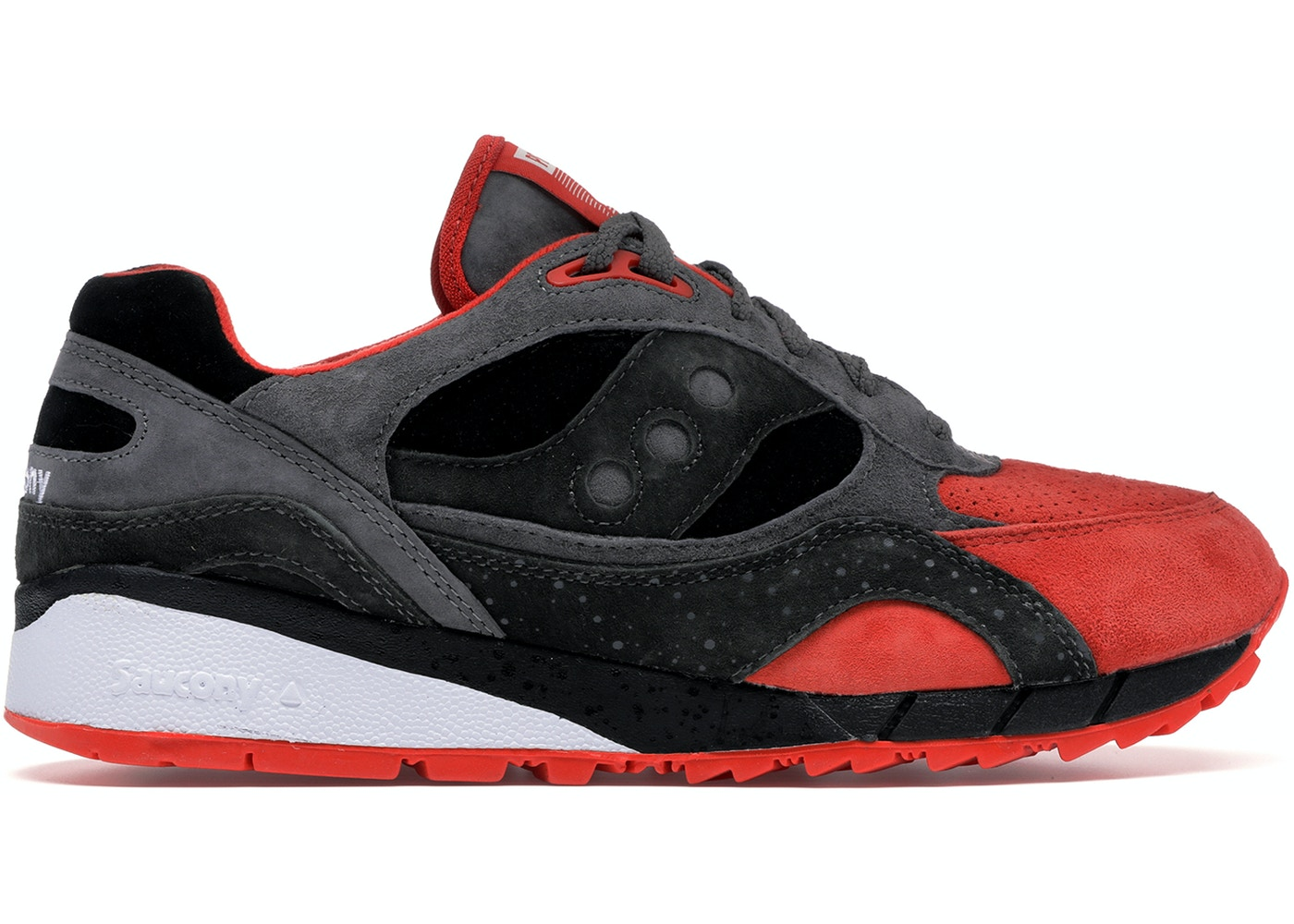 premium selection 7afd7 fc257 Saucony Shadow 6000 Premier Life on Mars Grey