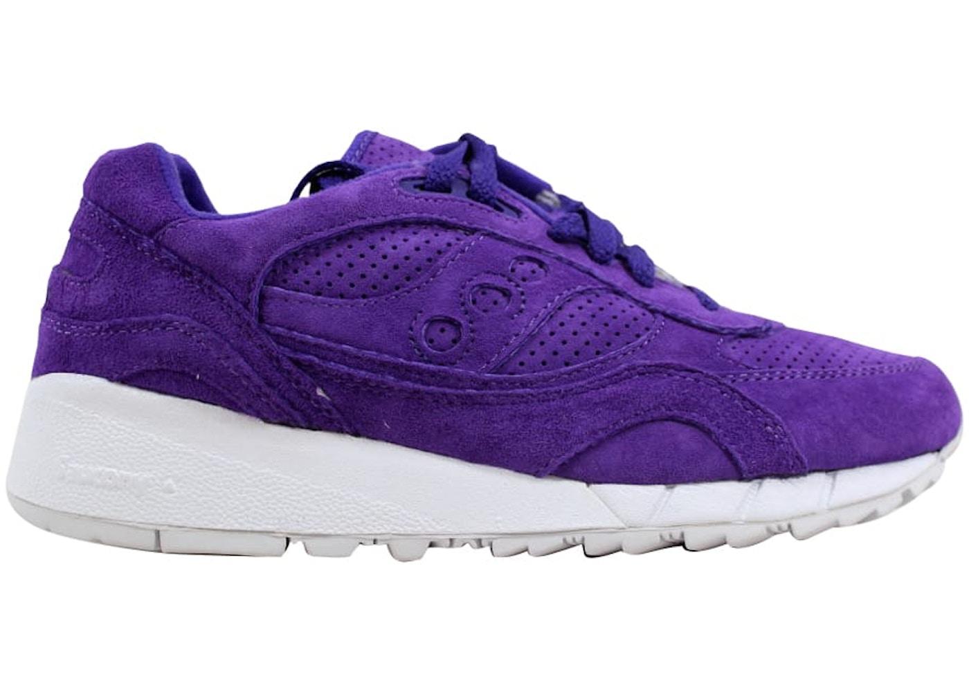 buy popular 7aaad 8c6ea Saucony Shadow 6000 Premium Sneaker Purple