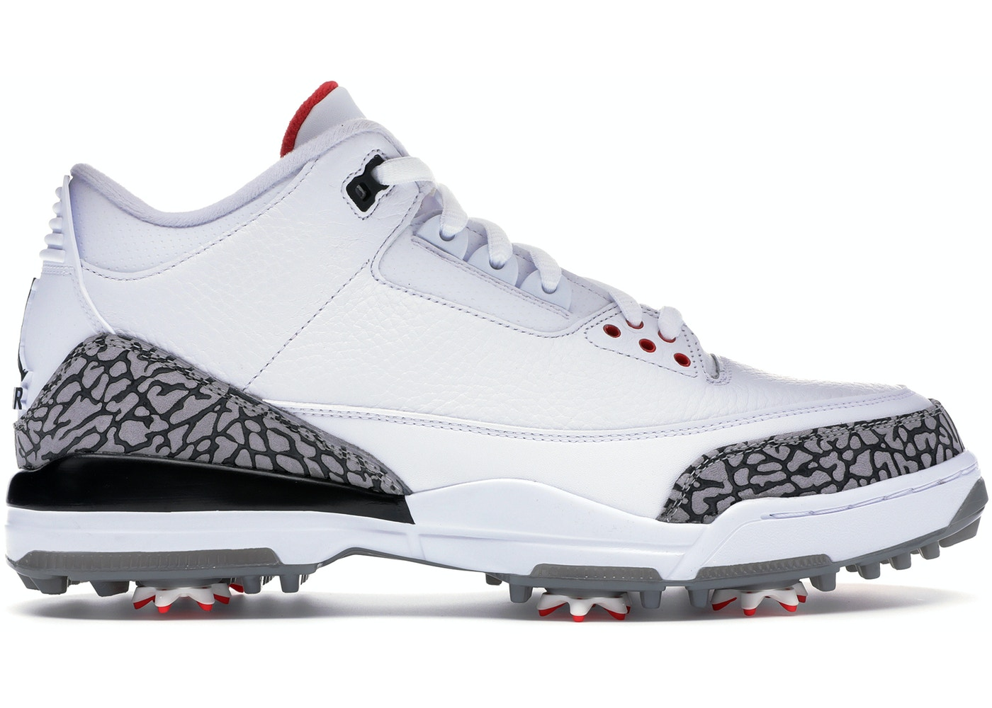 706615ef085 Jordan 3 Retro Golf White Cement