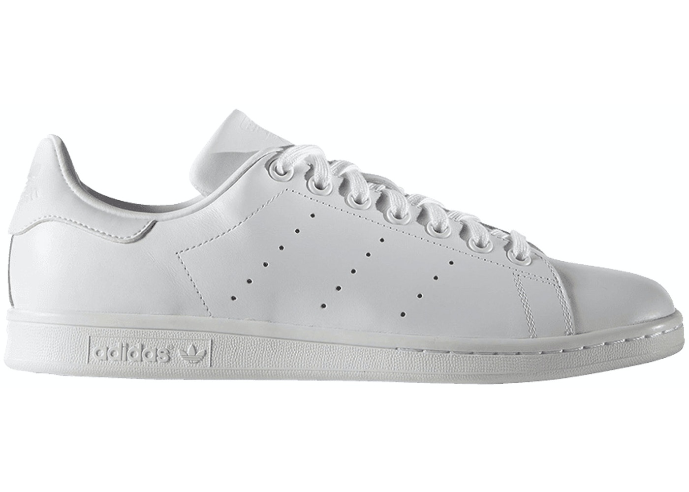 brand new 2b236 0ad06 adidas Stan Smith Triple White