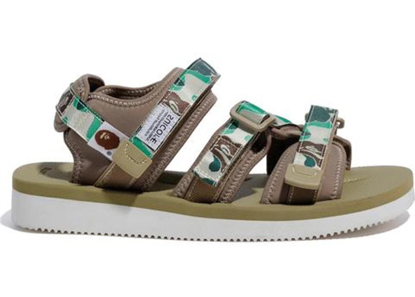 dc562102 Suicoke x Bape ABC Kisee-2APE (W) - Sneakers