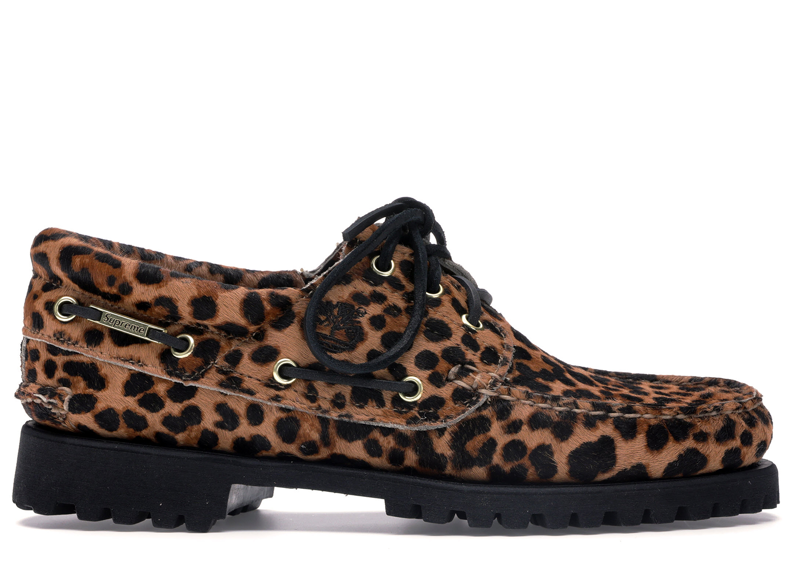Classic 3 Eye Lug Supreme Cheetah in CheetahBlack