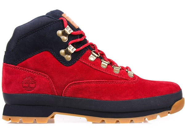 sale retailer 8452b 052e8 Timberland Euro Hiker 10.Deep the Nomad (Red) - 6216A
