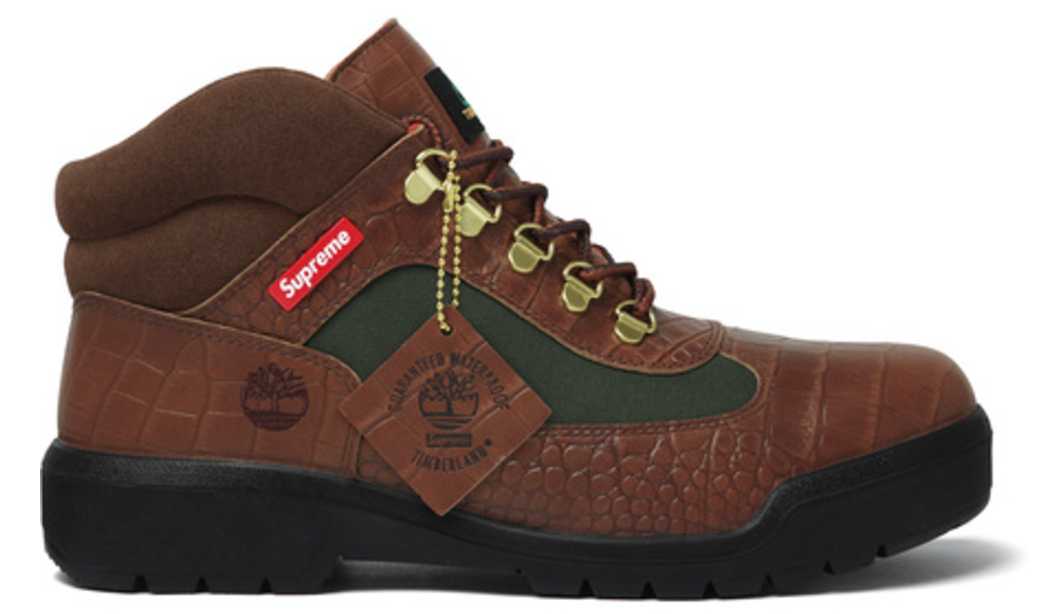 Timberland Field Boot Supreme Brown