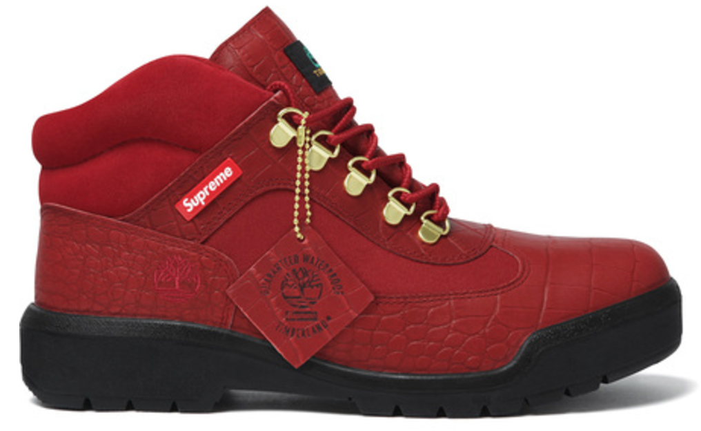 Timberland Field Boot Supreme Red