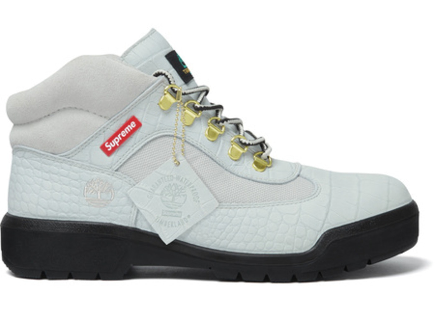 check out b148e 28f4a Timberland Field Boot Supreme White - undefined
