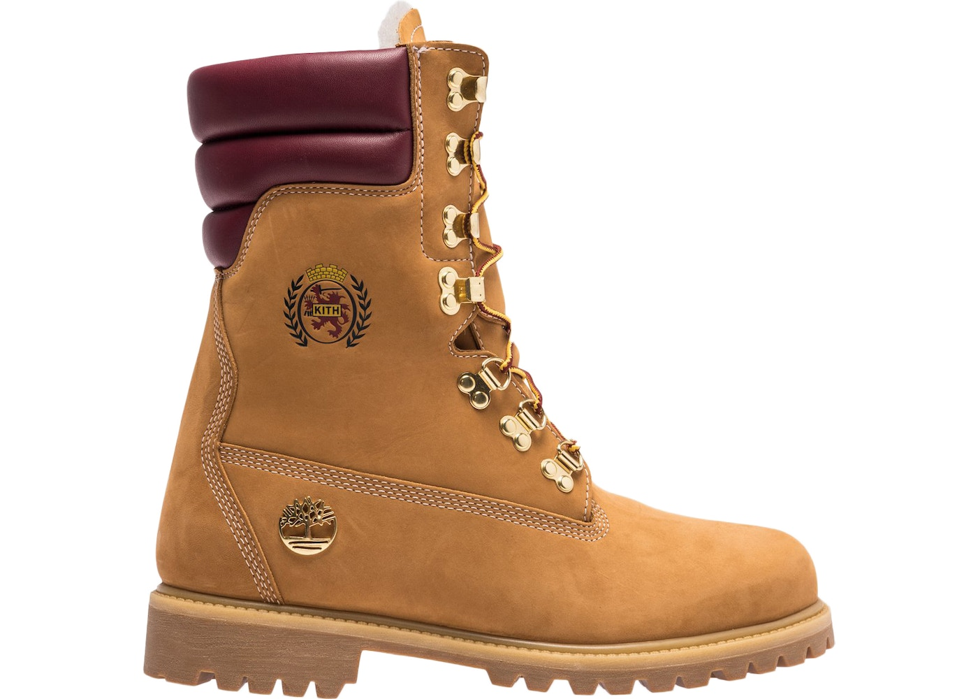 bf026007 Timberland Shearling 40 Below Super Boot Kith x Tommy Hilfiger ...