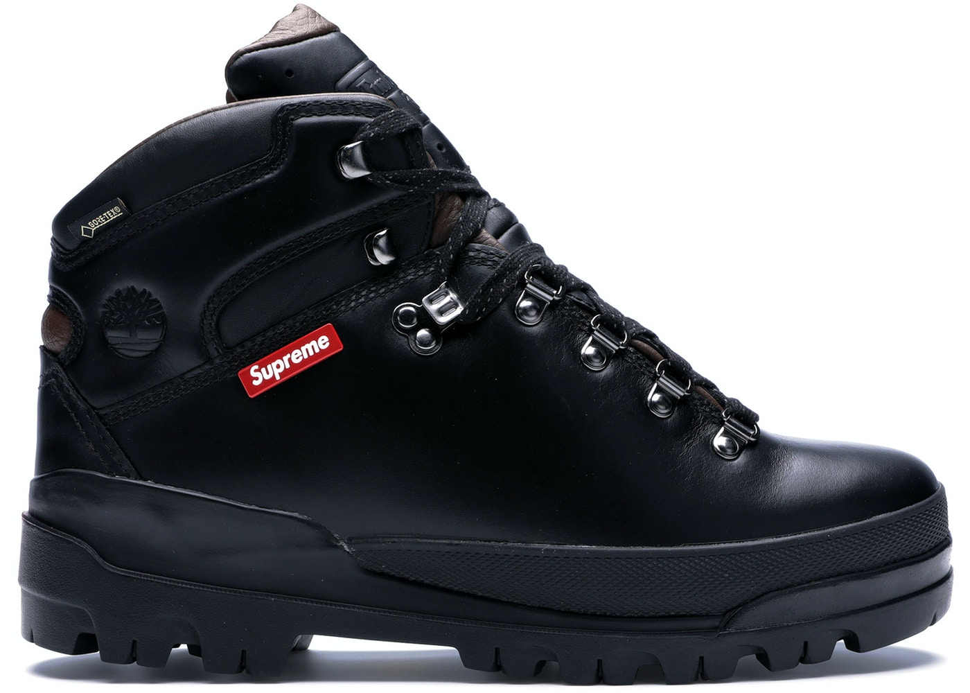 buy online db1e7 b1db9 Timberland World Hiker Front Country Boot Supreme Black - TB0A1U4E001