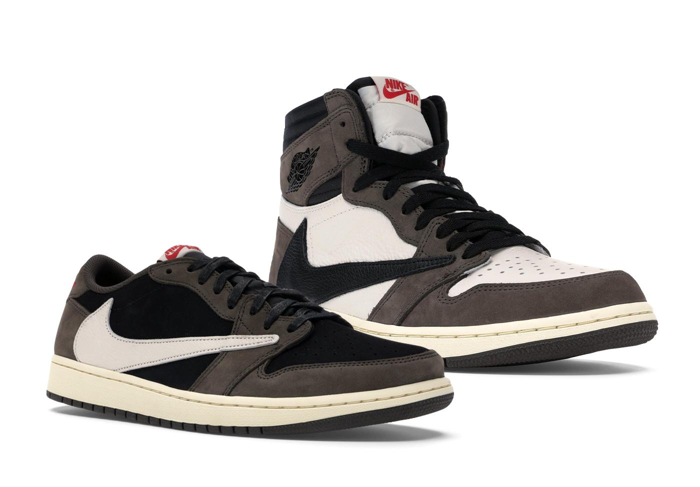 Travis Scott AJ1 Pack ReStockX - Sneakers