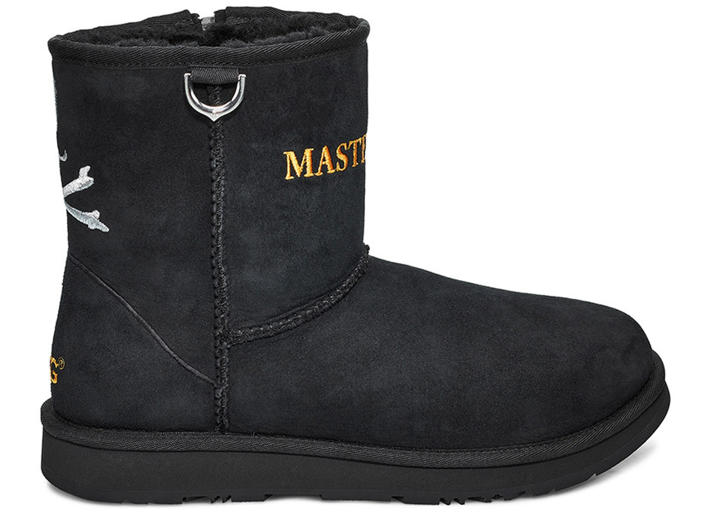 4d47c5332 UGG Classic Short Boot mastermind World Black - undefined