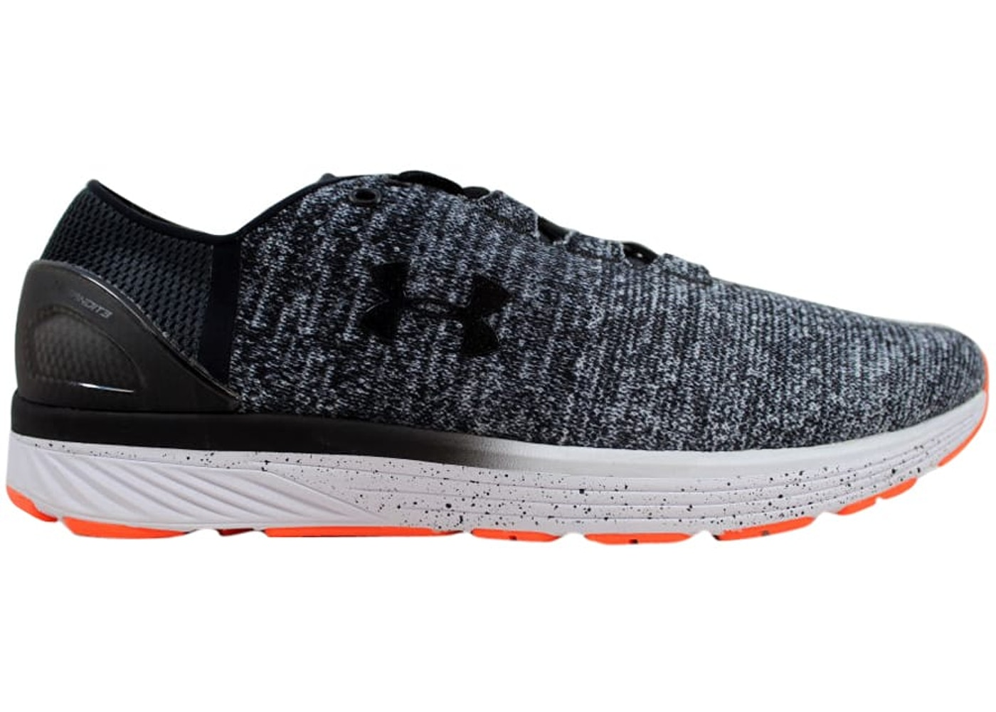 pretty nice c2428 2633b Under Armour Charged Bandit 3 White - 1295725-100