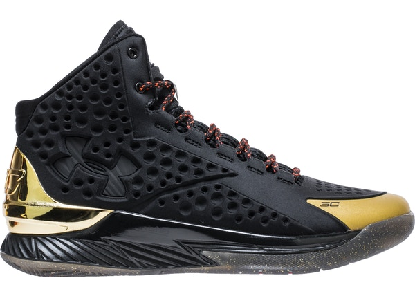caf7f7a7 Under Armour Curry 1 Shoe Palace 25th Anniversary
