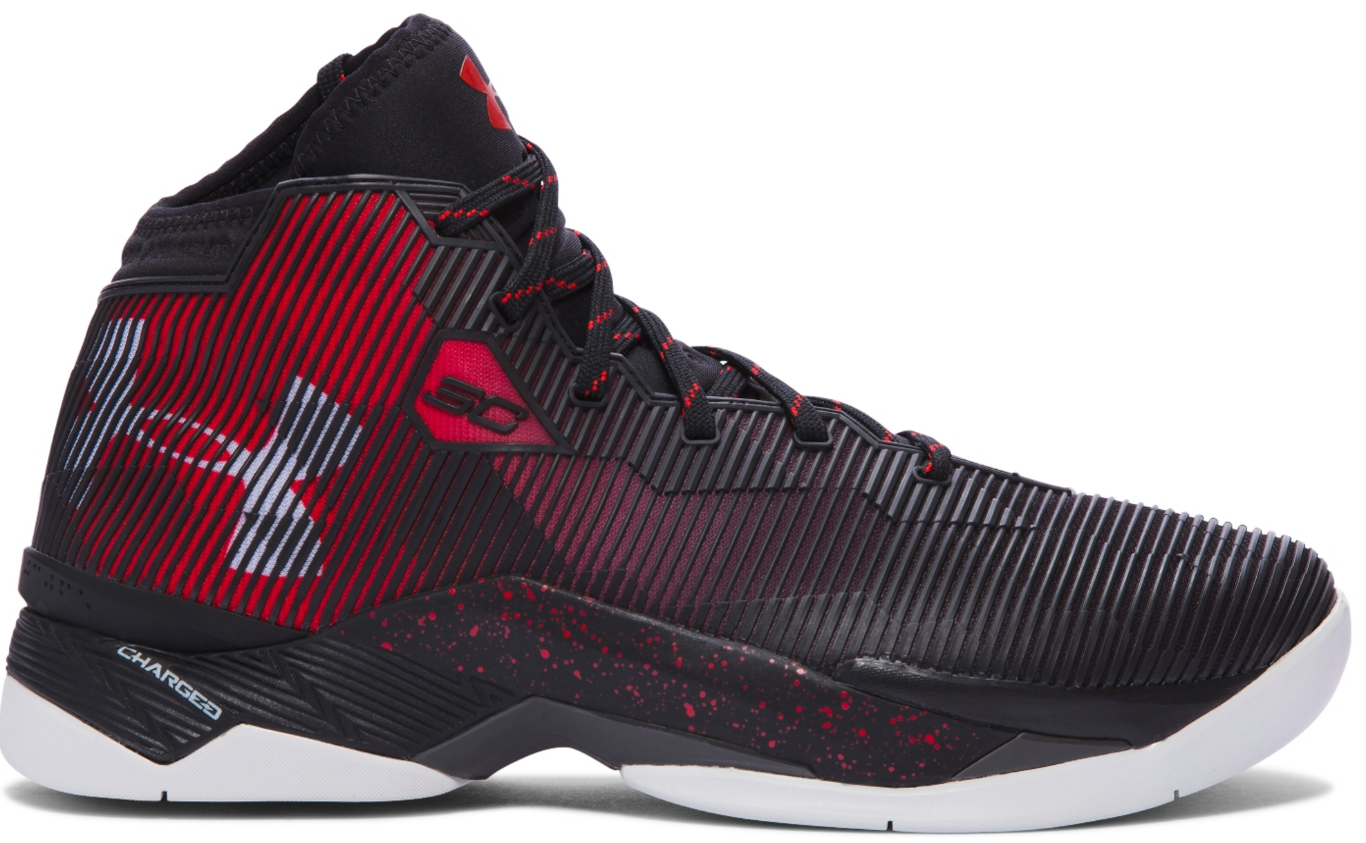 curry 2.5 red