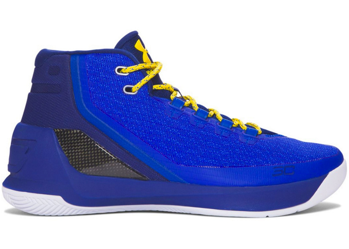 UA Curry 3 Dub Nation Heritage - 1269279-400 af49e3374
