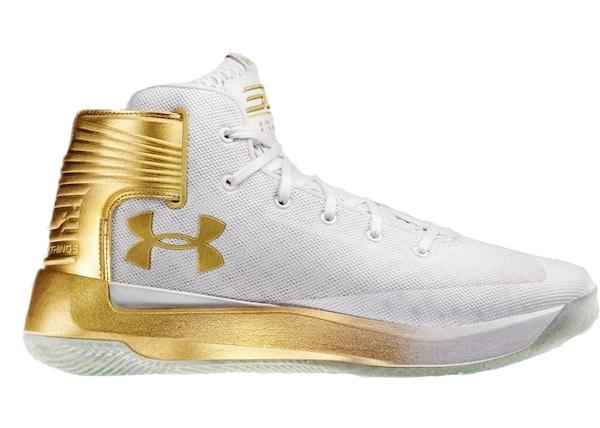 UA Curry 3Zer0 LTD Gold (Signed)