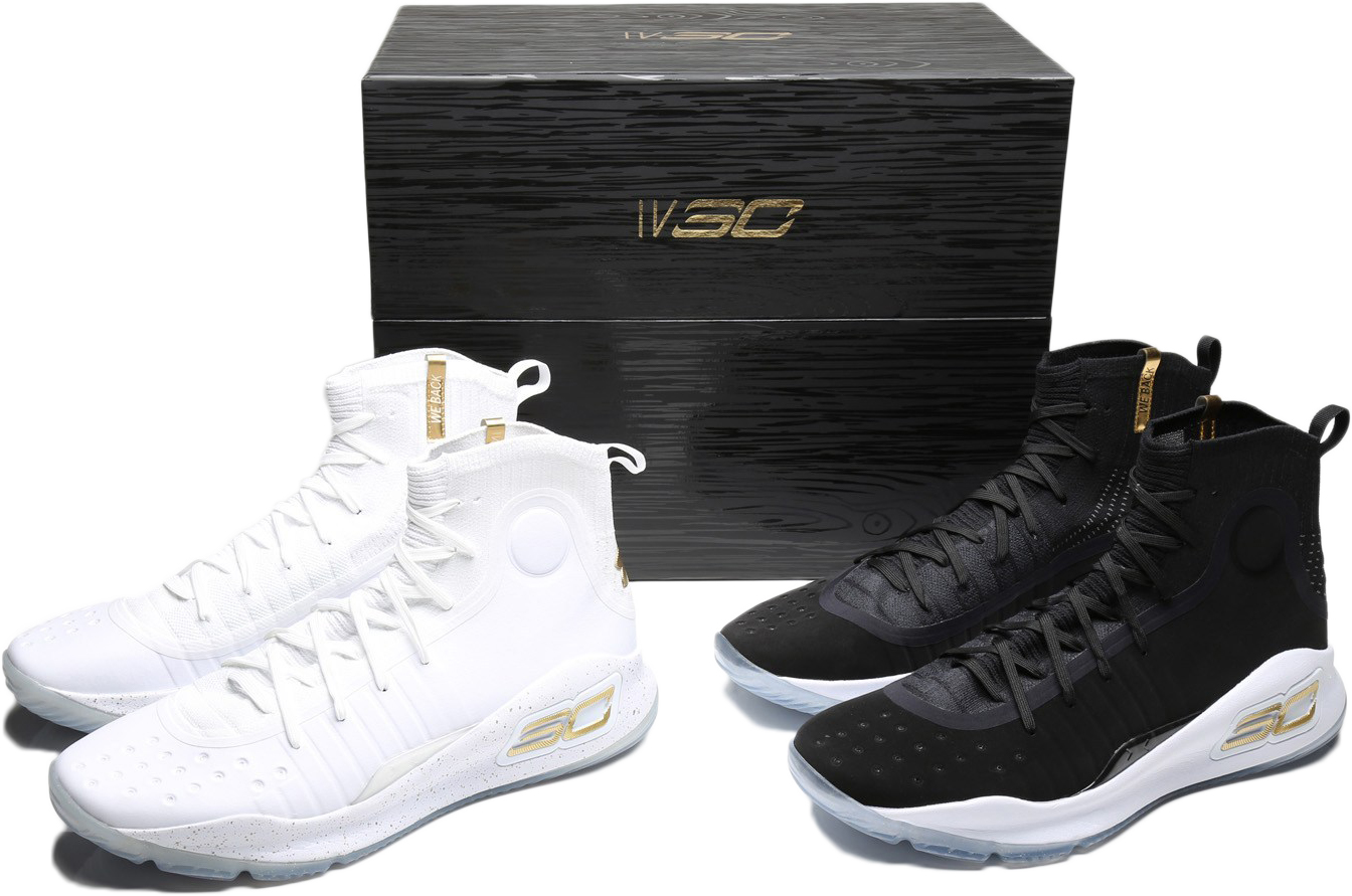 Under Armour Curry 4 Champ Pack