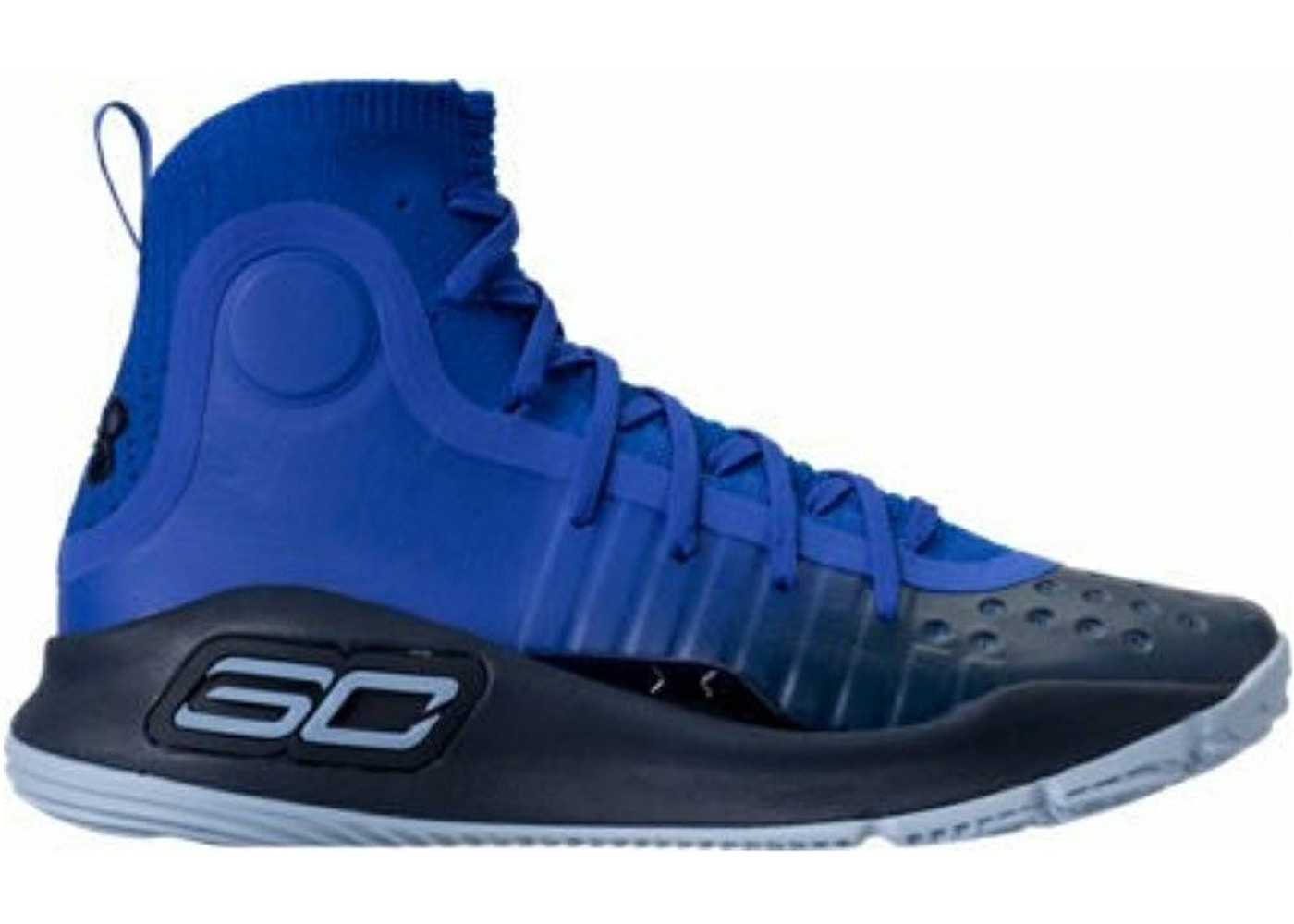 14b2975822f5 Under Armour Curry 4 Team Royal - 1298306-401