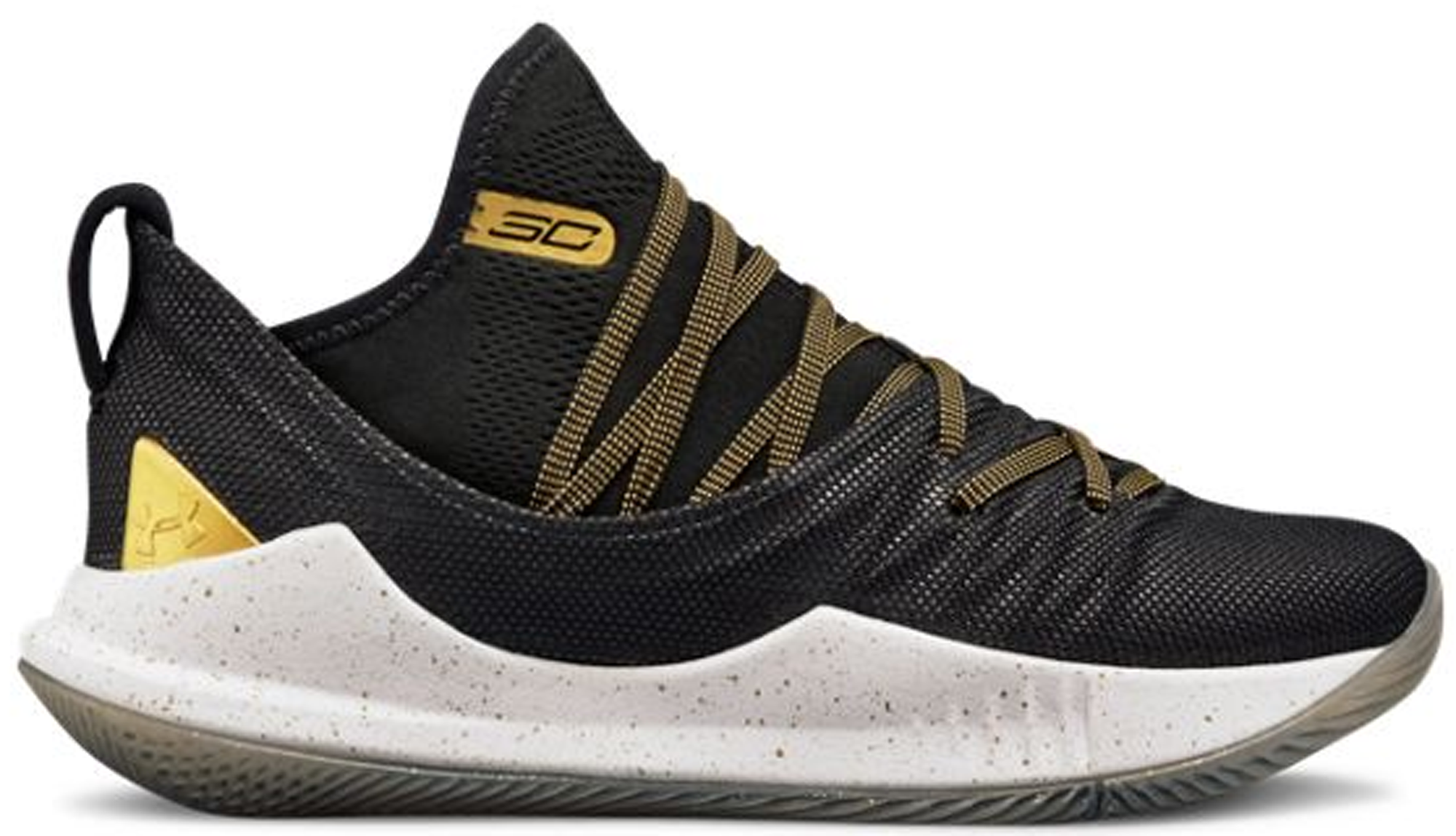 Under Armour Curry 5 Championship Pack Black (GS)