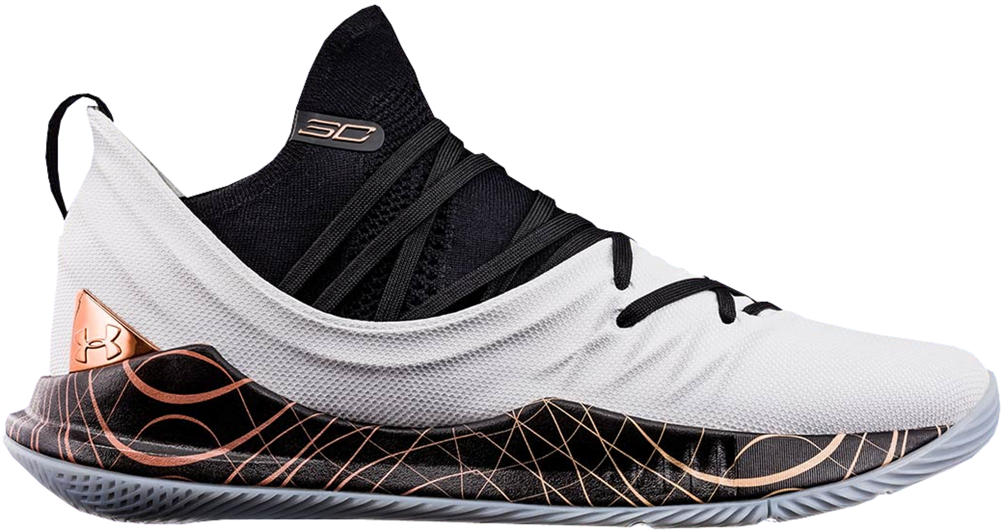 Under Armour Curry 5 Copper