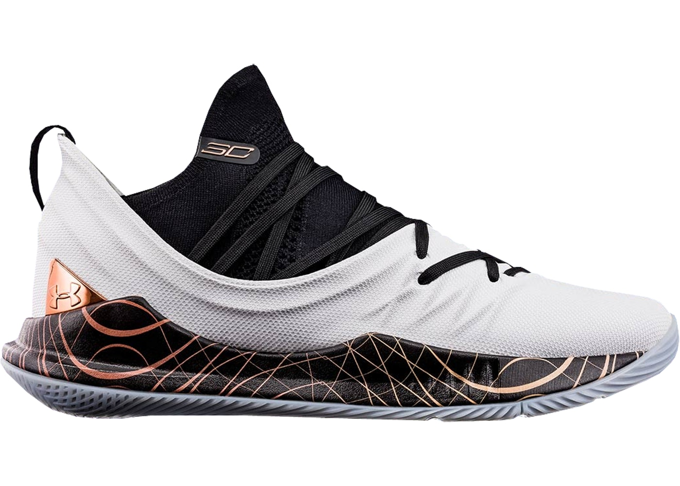 Under Armour Curry 5 Under Armour Curry 5 Copper - 3021708-101