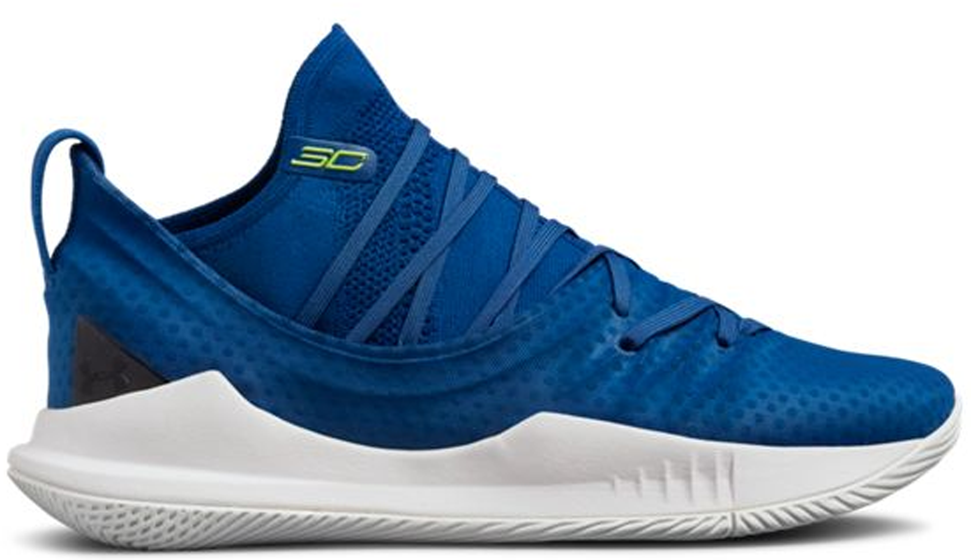 Under Armour Curry 5 Moroccan Blue