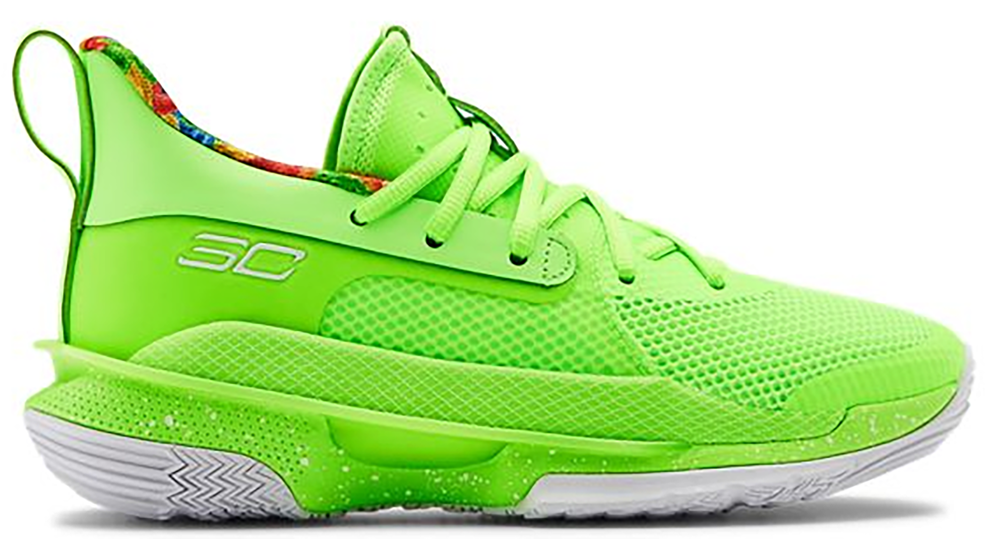 Under Armour Curry 7 Sour Patch Kids
