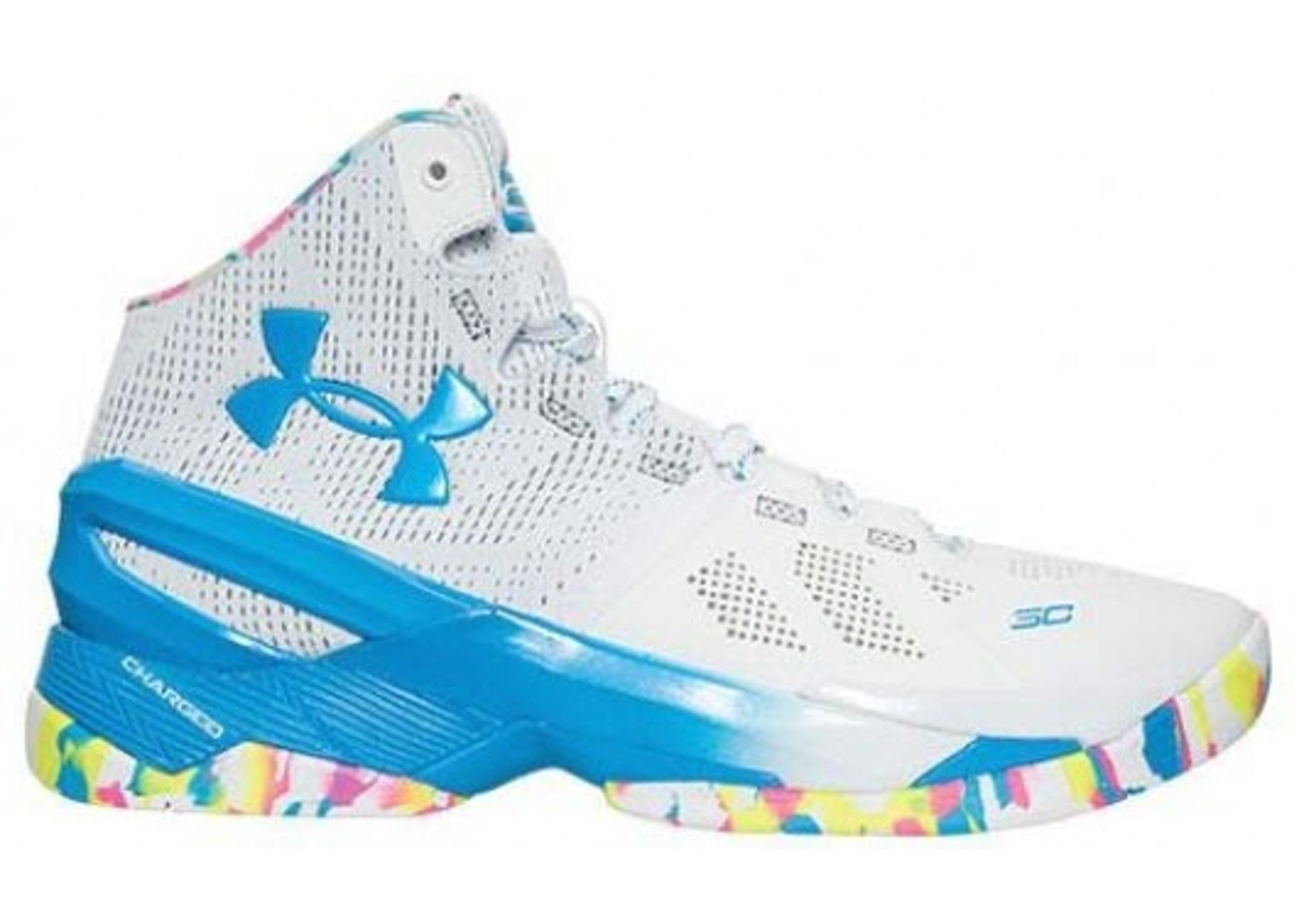 brand new 082d6 4b7d3 UA Curry 2 Birthday