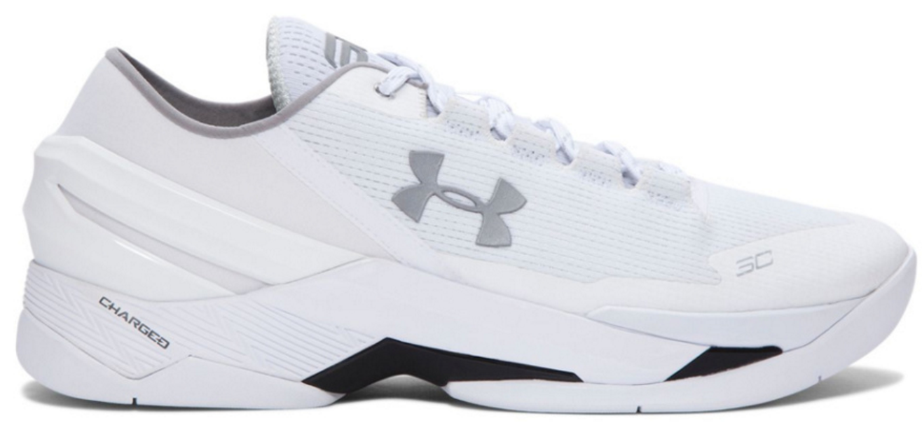 33893527a426 ... under armour curry 3 gs raw sugar white metallic silver aluminum  reduced ua curry 2 low chef b1f28 5de69 ...