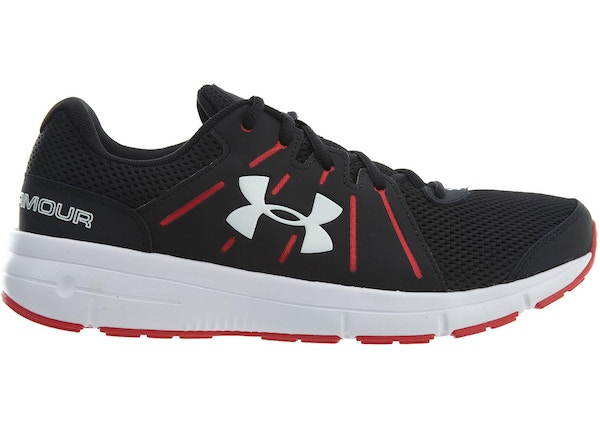 9b5a22c1 Under Armour Dash Rn 2 Black/Red-White