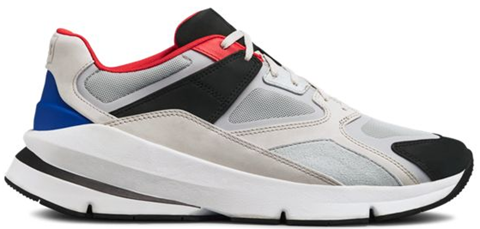 Under Armour Forge 96 White Grey Black
