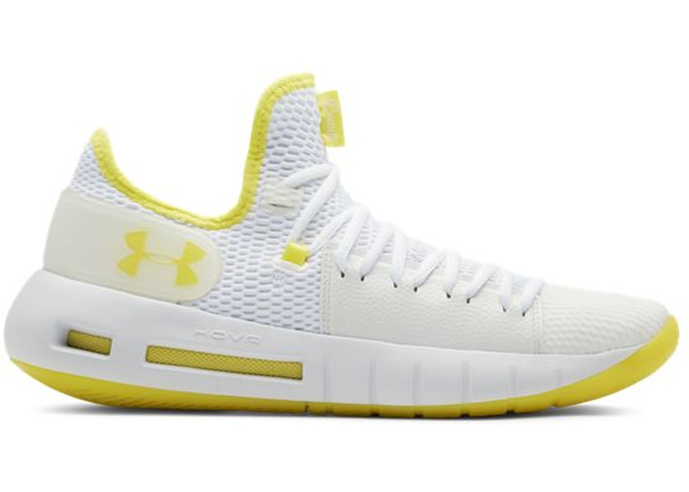 finest selection 3f41f 66511 Under Armour Hovr Havoc Low White Lemon - 3021593-109