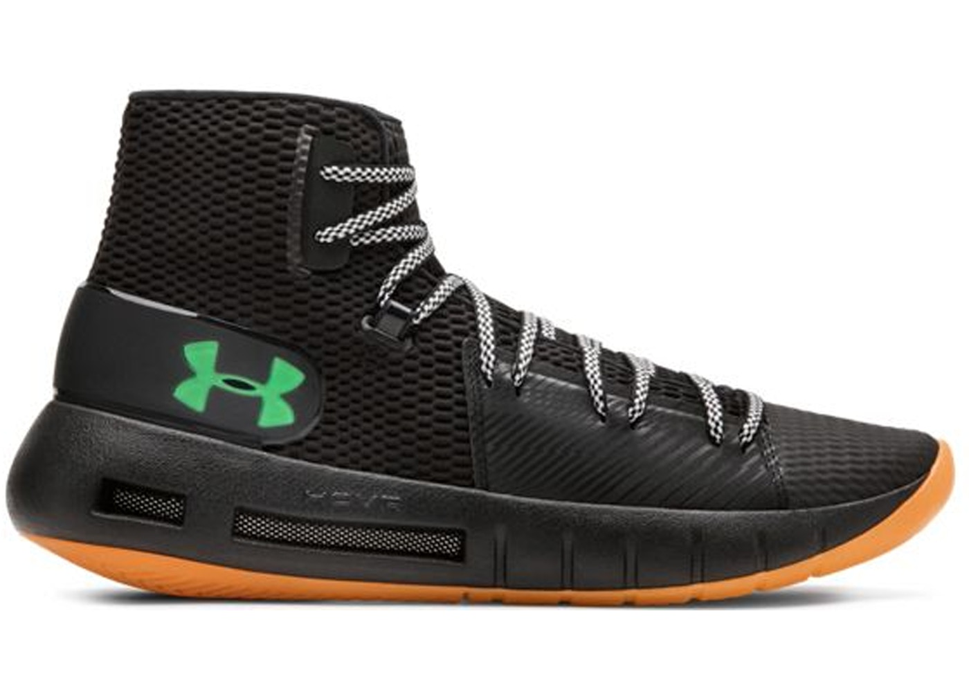 size 40 9b5ca 97518 Under Armour Hovr Havoc Mid Halloween (2018) - 3020617-004