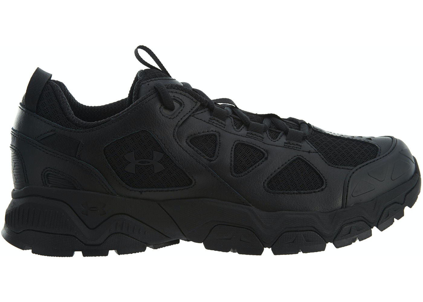 6900a4df Under Armour Mirage 3.0 Black/Black-Black - 1287351-001