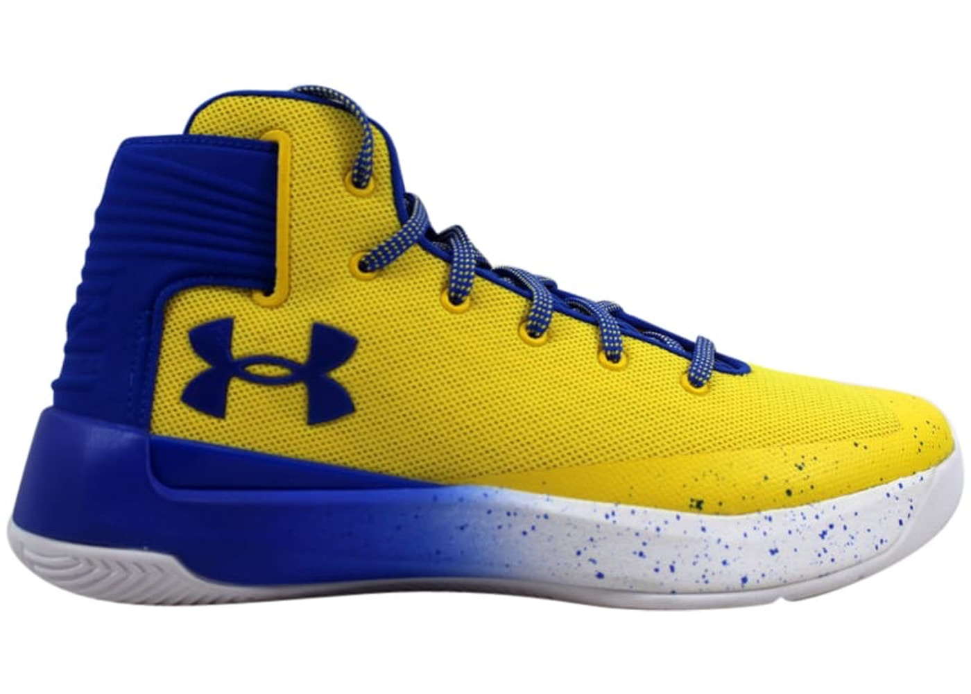 new concept d018e a0a19 Under Armour SC Curry 3 Zero Taxi Yellow - 1298308-700