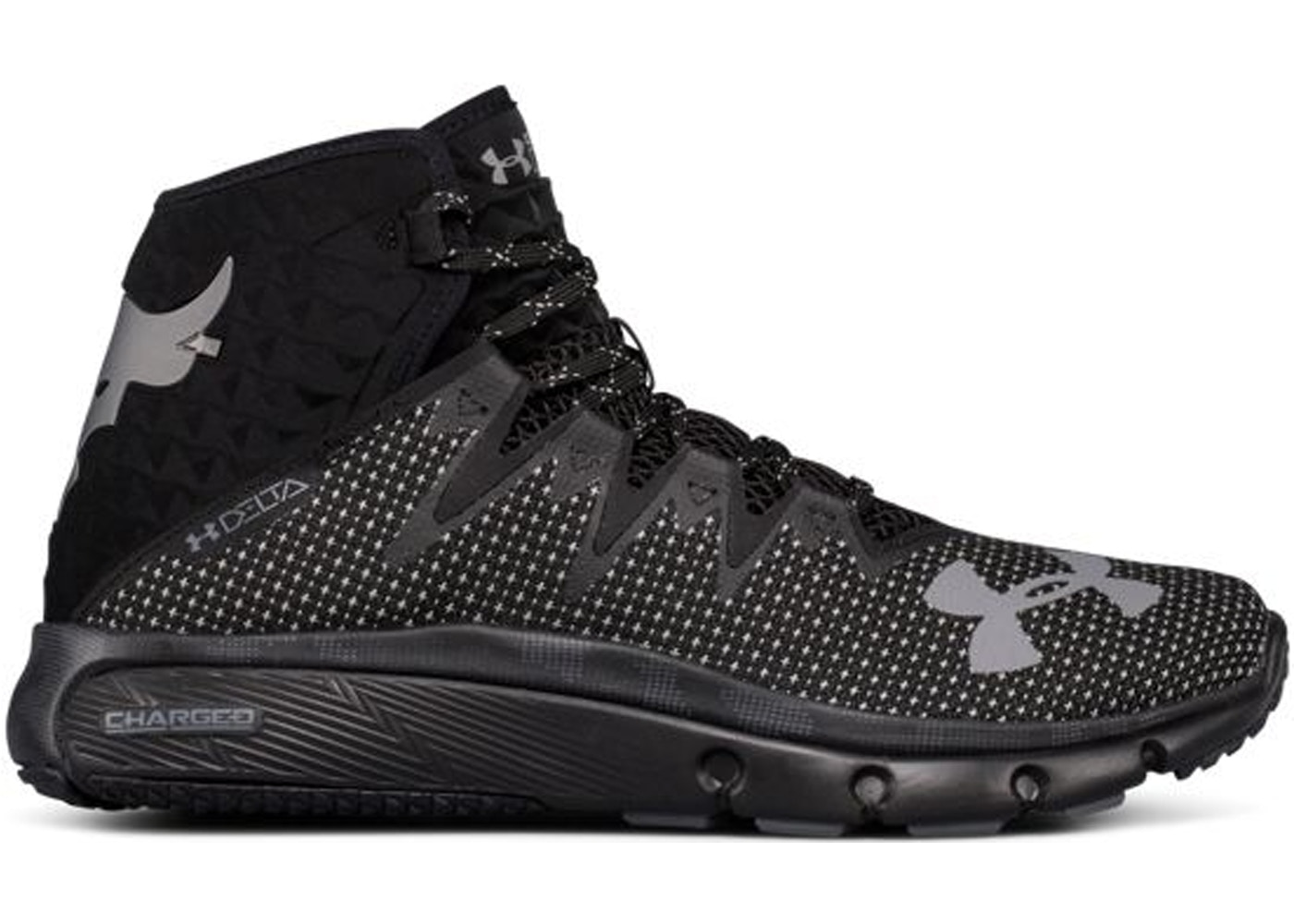 check out 6a42d 6aed9 Sell. or Ask. Size  10. View All Bids. Under Armour The Rock Delta Black