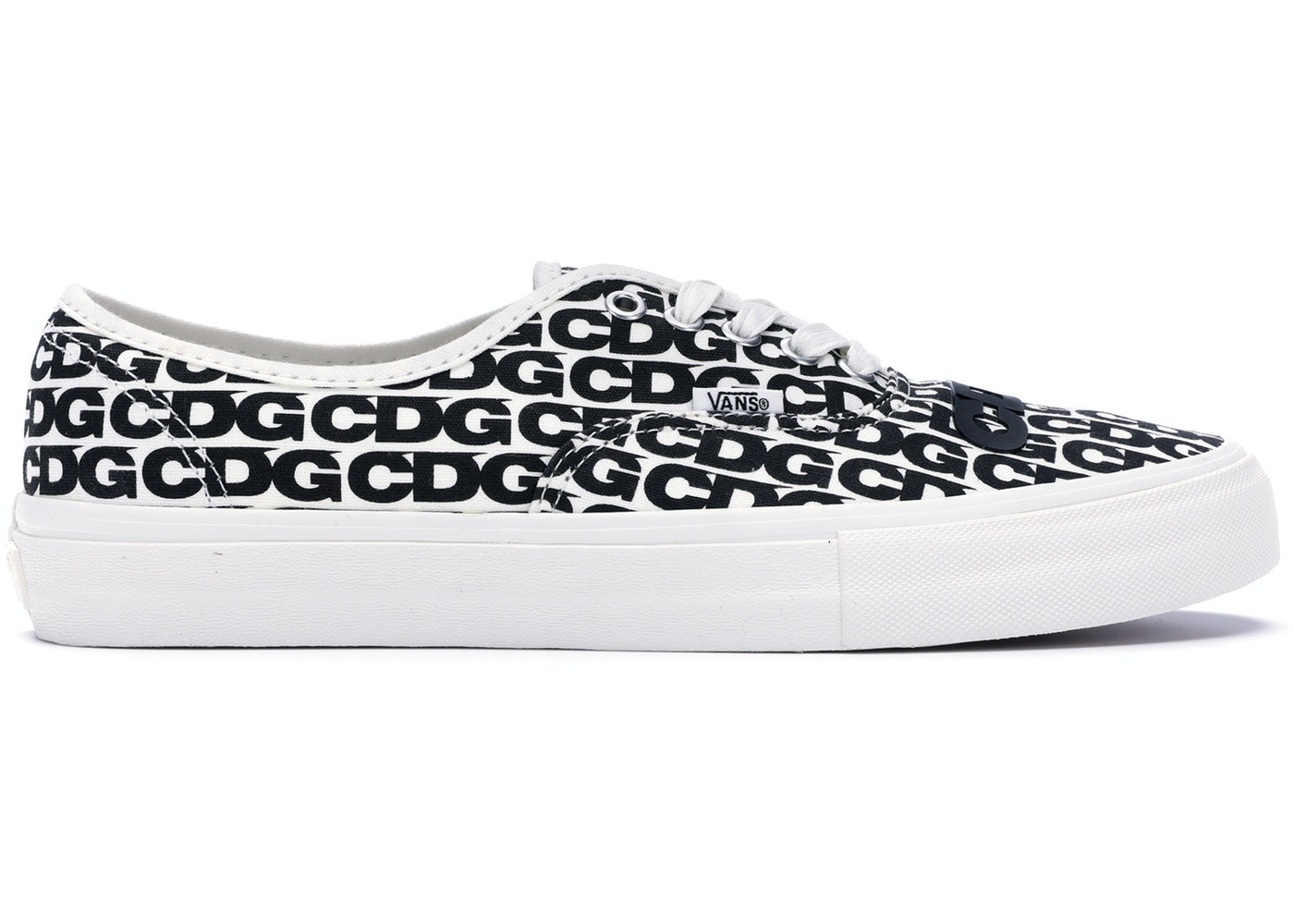 new appearance low cost promo code Vans Authentic Comme des Garcons