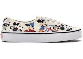 Vans Authentic Disney Mickey's Birthday